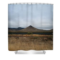 West Texas #2 Shower Curtain