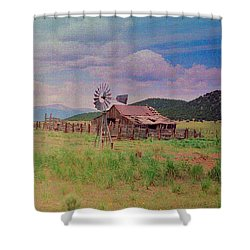 Westcliff Colorado Shower Curtain