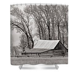 Western Heritage Shower Curtain
