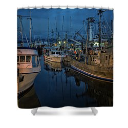 Shower Curtain featuring the photograph Western Prince by Randy Hall