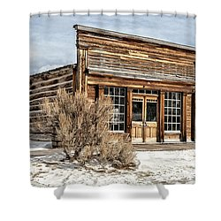 Western Saloon Shower Curtain
