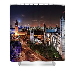 Westminster Shower Curtain