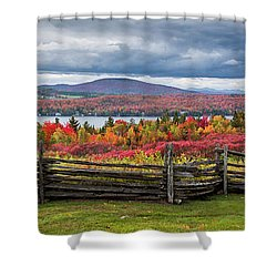 Westmore Overlook Shower Curtain