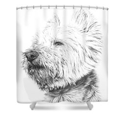 Westy Shower Curtain