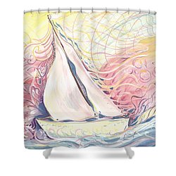 Weswater  Shower Curtain