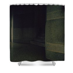 Wet Weather Shower Curtain by Jan W Faul