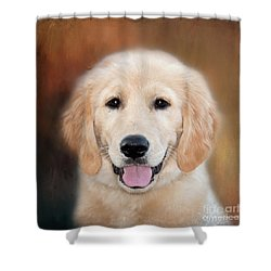 What A Furball Shower Curtain
