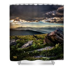 What Dreams May Come - Square Shower Curtain