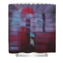 What Is Hope? Shower Curtain