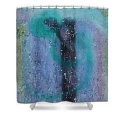 What Is From The Deep Heart? Shower Curtain