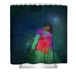 What Reverence Looks Like Shower Curtain