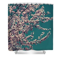 What This New Life Will Bring Shower Curtain by Laurie Search