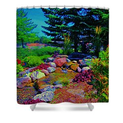 What A Day For A Daydream  Shower Curtain