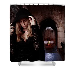 What's Brewing Shower Curtain