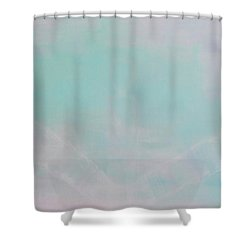 What's The Next Step? Shower Curtain