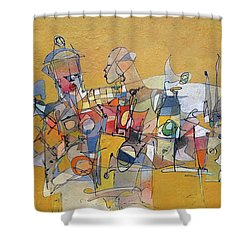 When Its Not Your War Shower Curtain