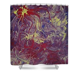 When The Dust Settles In America Shower Curtain
