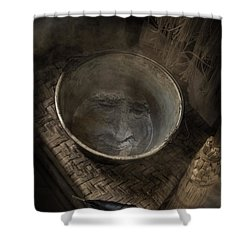 Shower Curtain featuring the photograph When The Dust Settles by Robin-Lee Vieira
