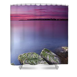 When Wishes Come True Shower Curtain
