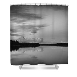 Shower Curtain featuring the photograph When You Look At The World What Is It That You See by Yvette Van Teeffelen
