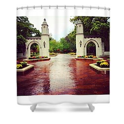 Indiana University Shower Curtain
