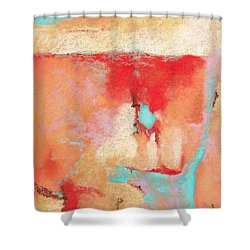 Where Am I 1 Shower Curtain by M Diane Bonaparte