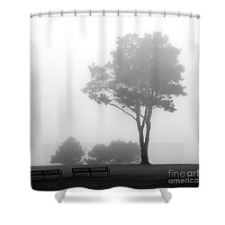 Shower Curtain featuring the photograph Where Do I Go When It's Gone by Dana DiPasquale