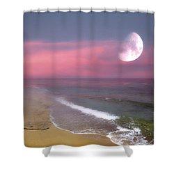 Where Dreams Come True Shower Curtain