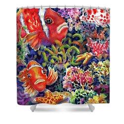 Where's Nemo Shower Curtain