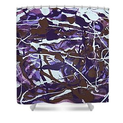 Dance Of The Woodland Pixies Shower Curtain