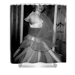 Shower Curtain featuring the photograph Whirling Dervish by Denise Fulmer