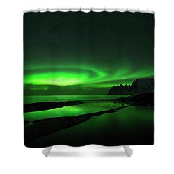 Whirlpool Shower Curtain