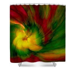 Whirlwind Passion Shower Curtain