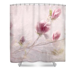 Whisper Of Spring Shower Curtain