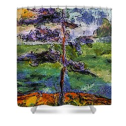 Shower Curtain featuring the photograph Whispers Too by Claire Bull