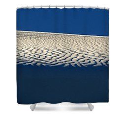 White Sands #4 Shower Curtain