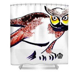 Who Are You Shower Curtain