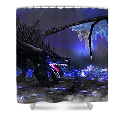 Why The Rum Is Gone Shower Curtain