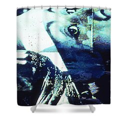 Why War? Shower Curtain