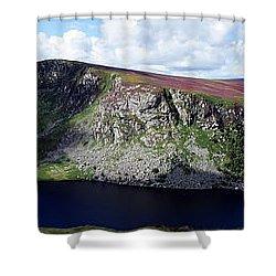Wicklow Mountains In Ireland Shower Curtain