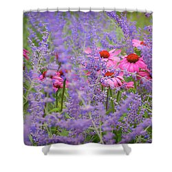 Wild And Free Shower Curtain