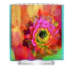 Wild And Wonderful Shower Curtain
