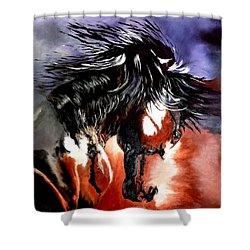 Wild Beauty Shower Curtain by Maris Sherwood