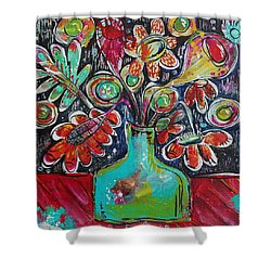 Wild Bunch Shower Curtain