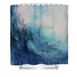 Wild Ocean Shower Curtain
