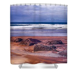 Sand Coast Shower Curtain