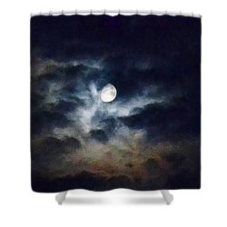 Wild Sky Shower Curtain