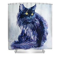 Wild Vagabond Shower Curtain