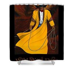 Wild West Days 2012 Shower Curtain