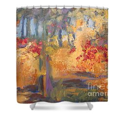 Wild Woods Shower Curtain